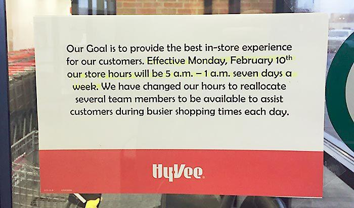 how to sign into hyvee connect
