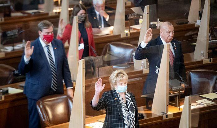Nebraska Legislature 2021