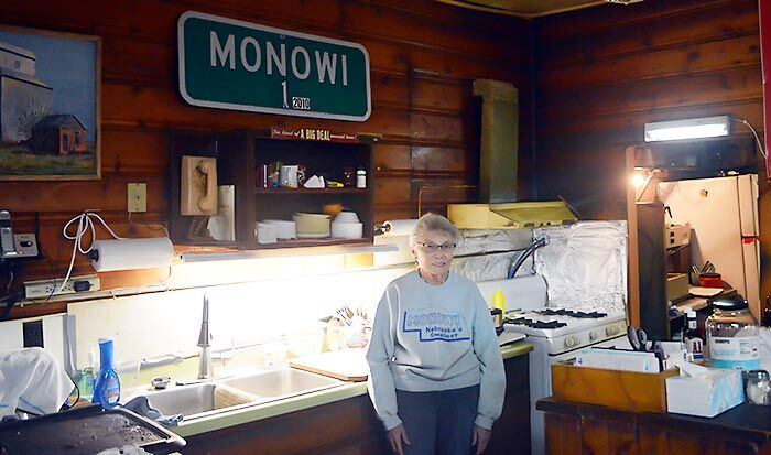Monowi bar