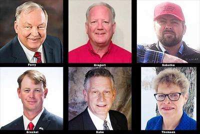 District 40 candidates