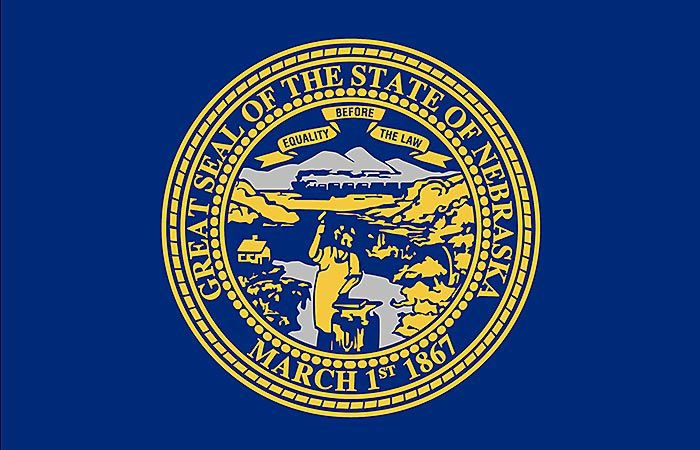 Senator Recommends Change To The State Flag News
