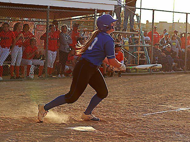 Wayne softball