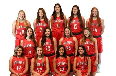 Northeast Hawks women's basketball rolling at 18-2; host two JV opponents this week