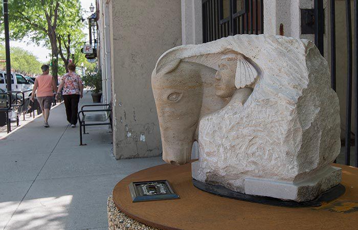 Sculpture Walk 2020