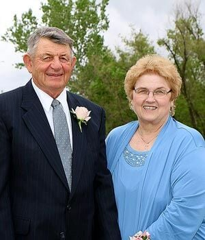 John and Connie Hekrdle