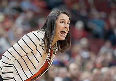 Huskers Amy Williams