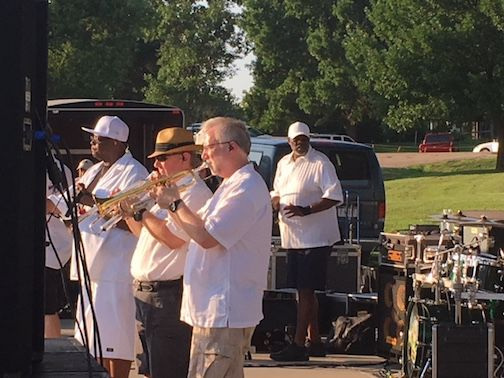 Music In The Park: Soul Dawg