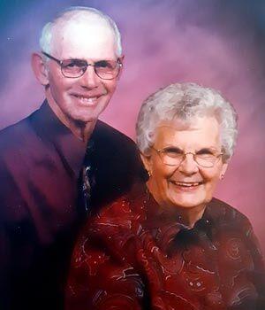 Donald and Arlene Doerr