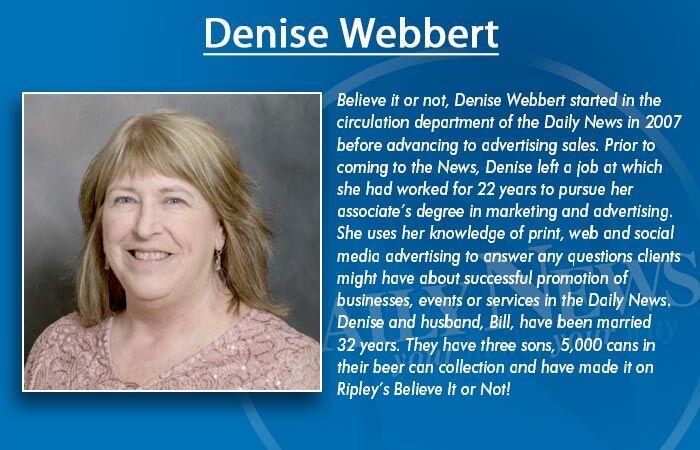 Denise Webbert mug