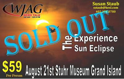 Travel Club: Experience The Sun Eclipse