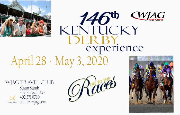 Travel Club - Kentucky Derby Experience 2020