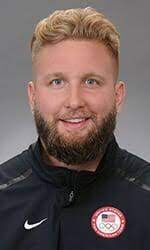 Former Norfolk High track & field standout Schuurmans misses on cut for the Discus event at the U.S. Olympic Team Trials in Oregon