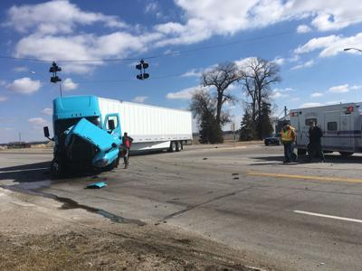 Semi spill accident backs up traffic north of Pilger | News
