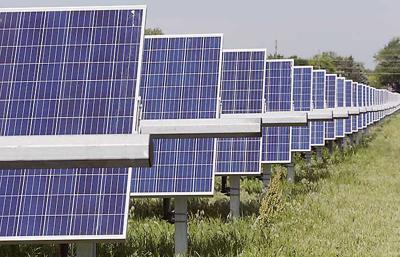 Solar panels archive