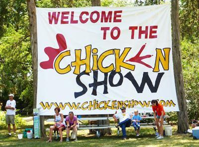 Wayne Chicken Show