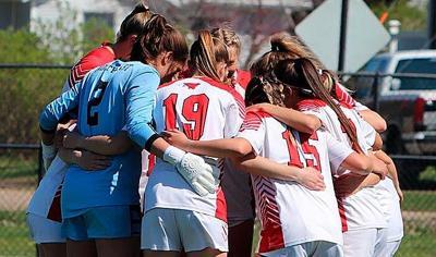 Northeast girls soccer team