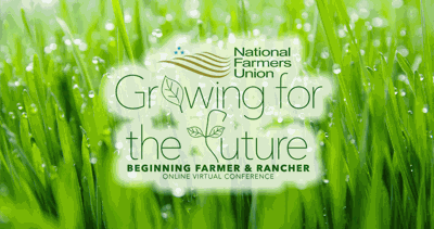 NFU GROWING NEW FARMERS FOR THE FUTURE