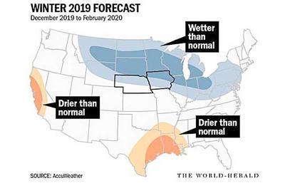 Winter 2019 forecast