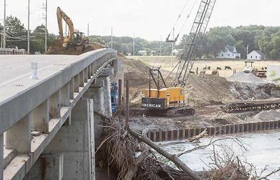 Highway 57 Bridge Repair
