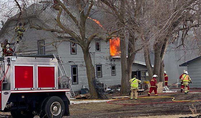 Battle Creek house fire