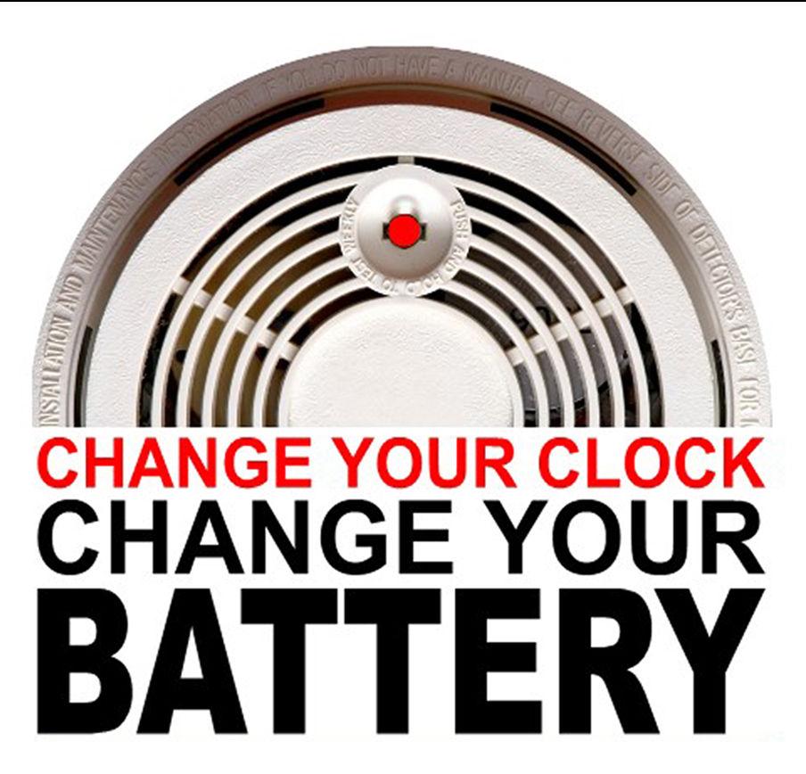 Change Your Clocks Change Your Batteries News