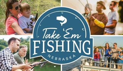 """""""Take 'Em Fishing"""""""