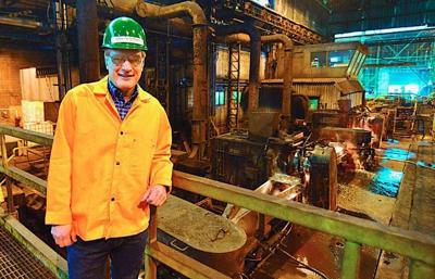How Nucor played essential role in attracting OCT to area