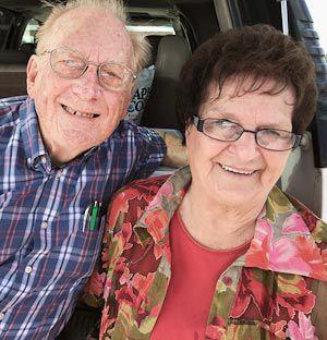 Walter and Darlene Sunderman
