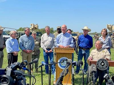 Ricketts Speaking at U.S.-Mexico Border