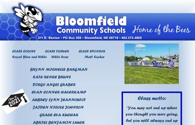 Senior Salutes '21: Bloomfield