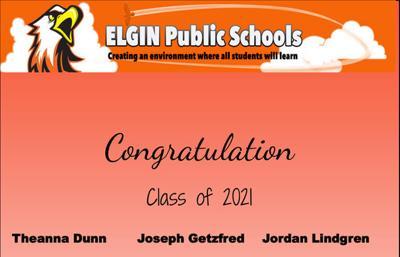 Senior Salutes '21: Elgin