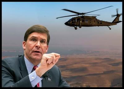 US To Withdraw From Syria When Local Forces Can Keep ISIS In Check: Esper