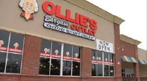 Ollie's Bargain Outlet stock image