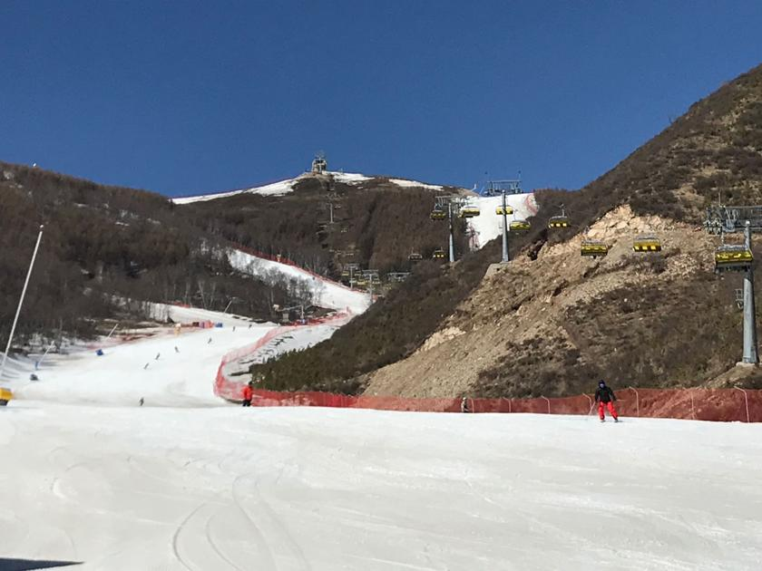 Look Out World - Gilson Snowboard & Ski Products May Hit China's Winter Olympics