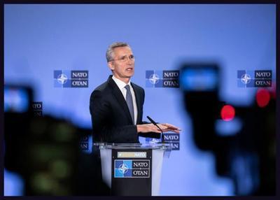 NATO Suspends Training Operations In Iraq