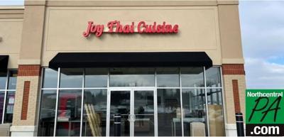 Joy Thai Cuisine Lewisburg _ 2021