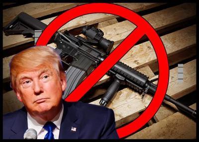 'No Political Appetite' For Assault Weapons Ban: Trump