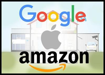 Google, Amazon, Apple To Jointly Develop Smart Home Connectivity Standard