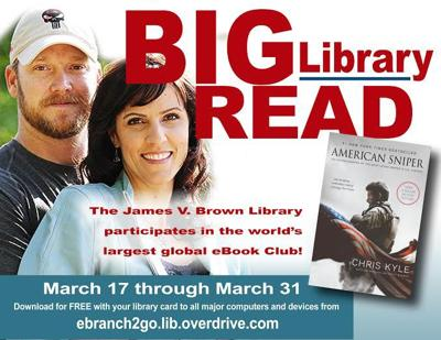 Big Library Read features 'American Sniper' by Chris Kyle | Life