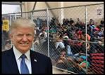 Trump Suggests Media Visit To Migrant Detention Centers
