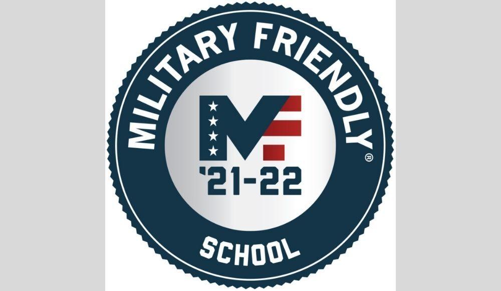 military friendly designation 2021