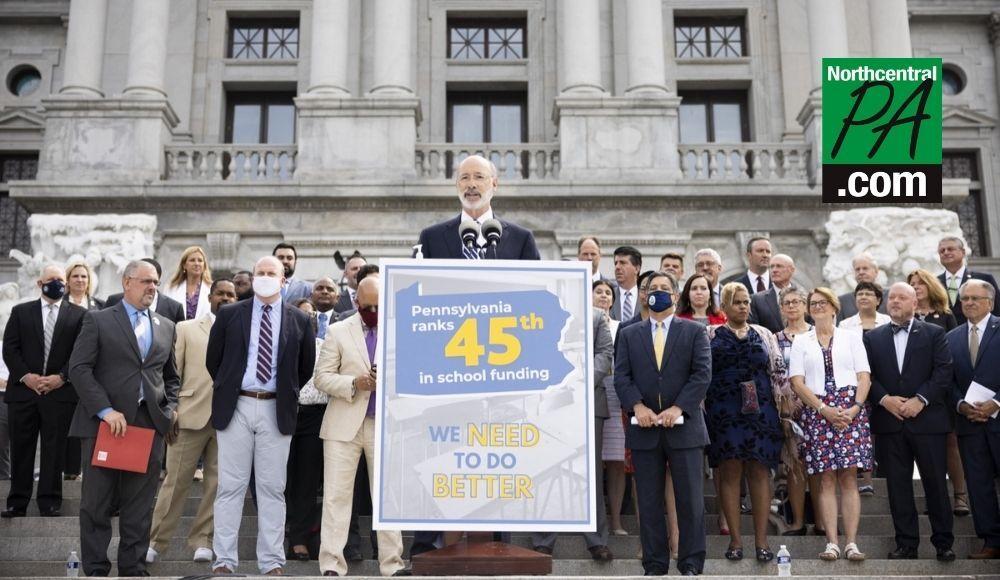 State Democratic legislators call for school funding reforms