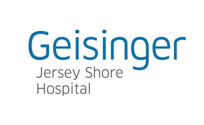 Geisinger Jersey Shore logo