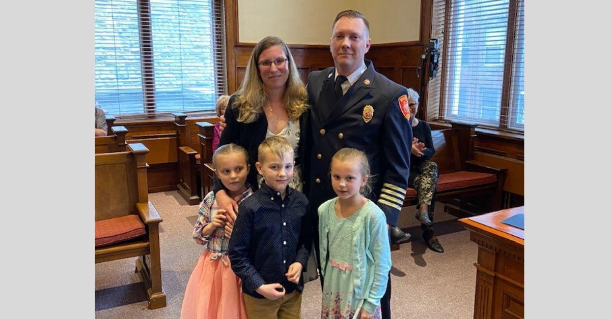 Fire Chief Mark Killian family_2020.jpg