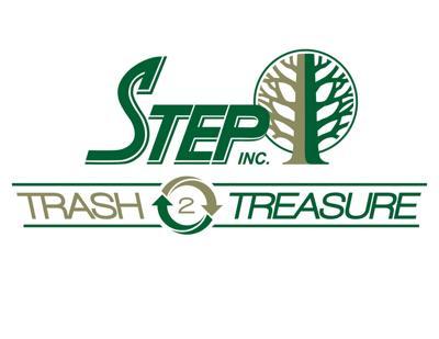 STEP Trash 2 Treasure logo 2019