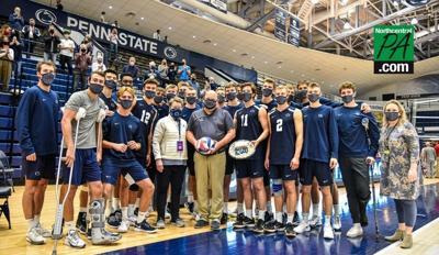 2021-03-27 PSU Men's Volleyball