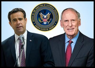 Rep. John Ratcliffe To Replace Dan Coats As US Intelligence Chief