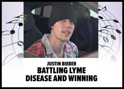 Justin Bieber Says He Has Lyme Disease