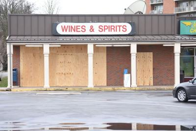 A handful of PA Liquor stores board up doors and windows with direct-ship still an option for some