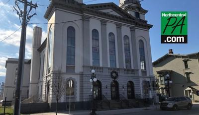 Clinton County Report's Courthouse 2021